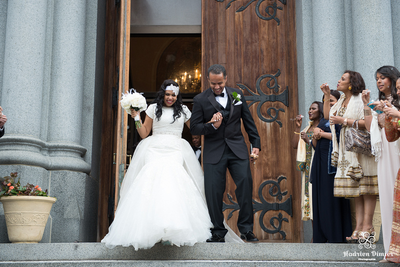 Boston Wedding at the beautiful Boston Basilica and Waterworks Museum