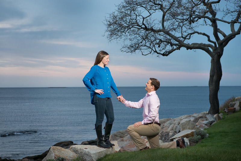Coastal New England Engagement in Rockport